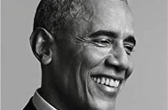 A Promised Land by Barack Obama image