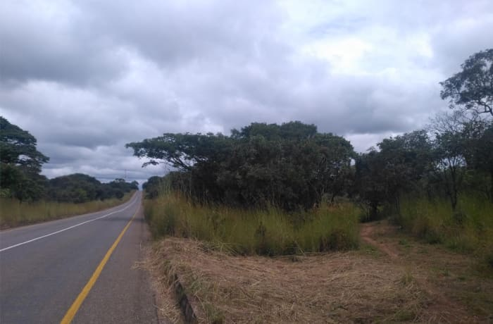 4550 m² commercial vacant land for sale in Sinda (Zambia)