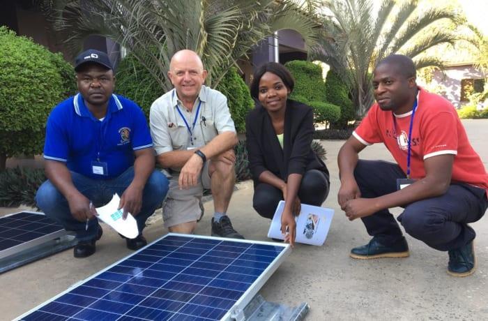 Basic solar training event image