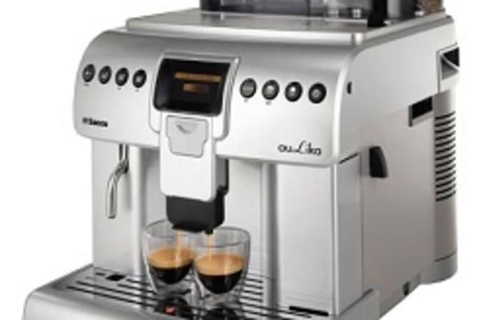 Saeco Aulika Focus Coffee Machine