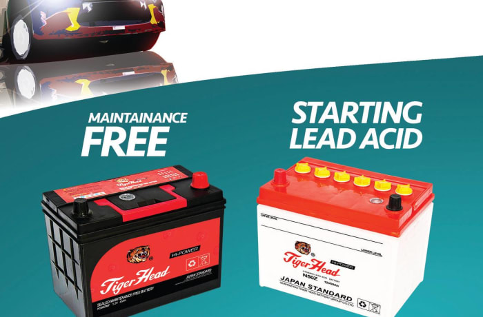 Power up your Vehicle with Tigerhead Automotive batteries! image