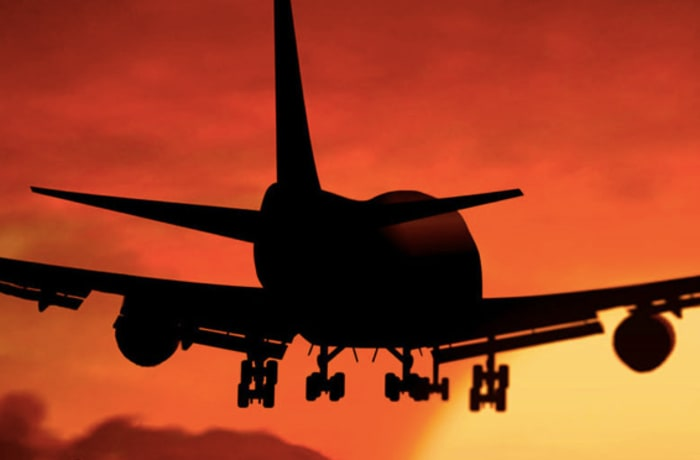 Express air cargo delivery services within Zambia and neighboring countries image