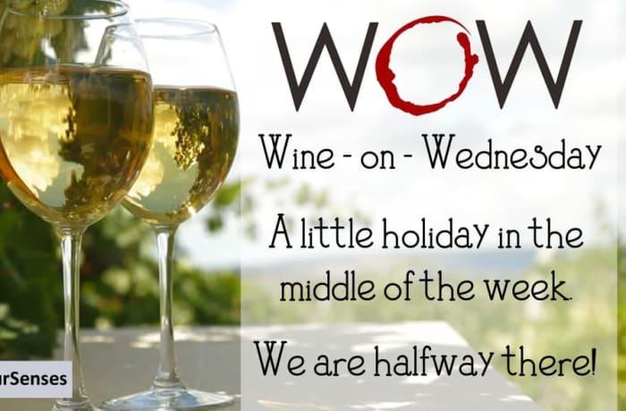 Wine on Wednesday  image
