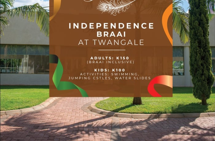 Independence day family braai at Twangale image