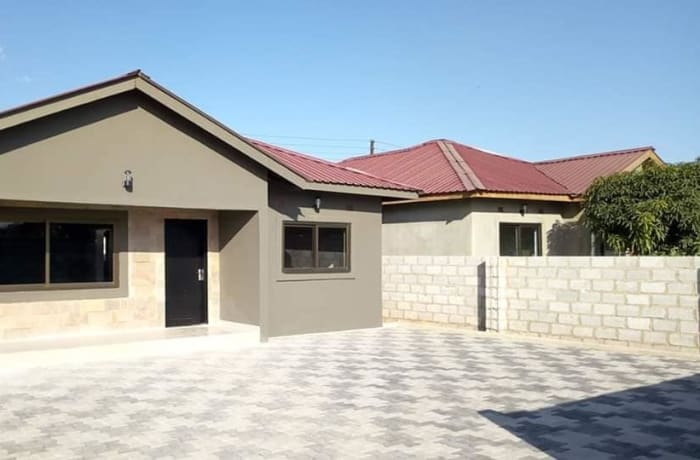 New Kasama 2 bedroomed house for rent image