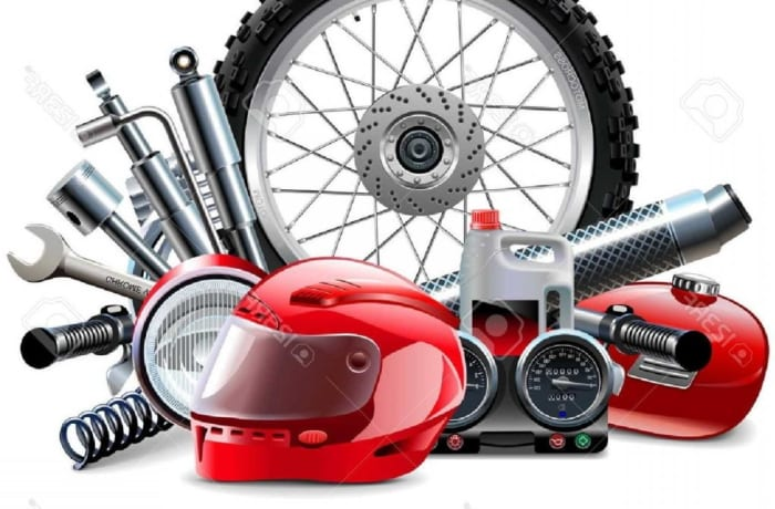 TVS and other aftermarket motorcycle parts and accessories image