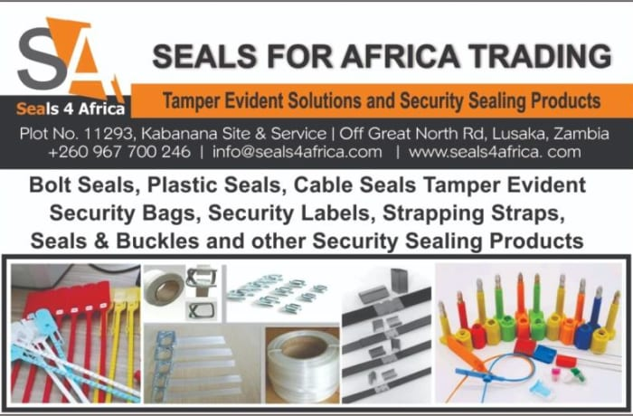 Go to the tamper-proof packaging specialists image