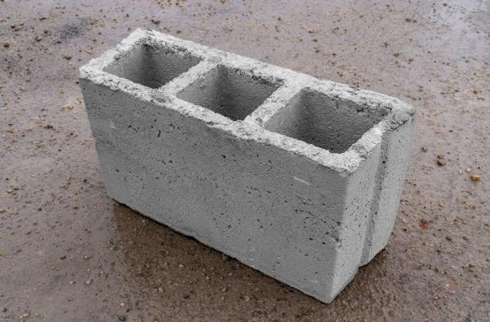 Acil - 6 inch Open Block