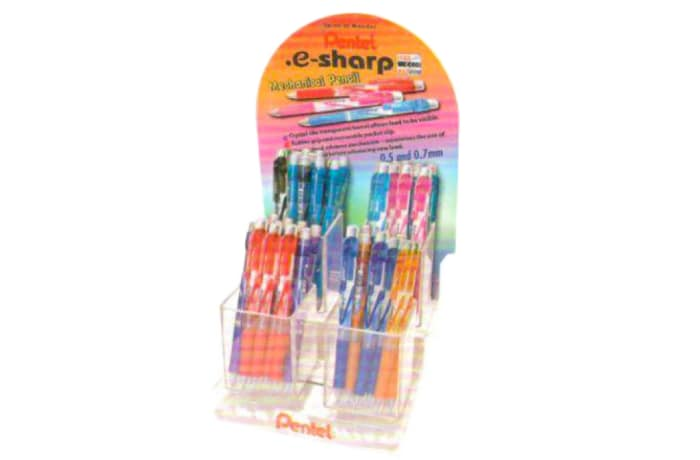 AZ125R-4 Mechanical Pencil e-sharp Display