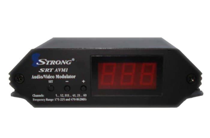 Audio / Video Modulator SRT AVM1