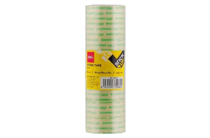 "Adhesive Products - Deli E30015 1/2"" Clear Cellotape"