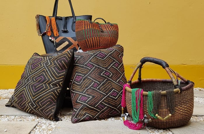 Add a little Africa to your home!  image
