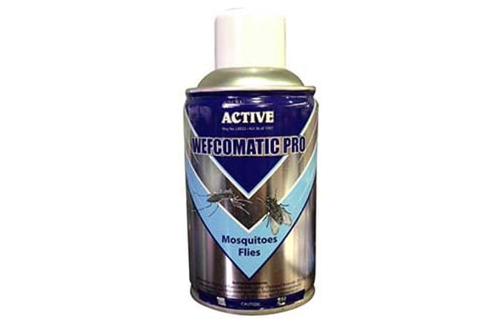 Insecticides - Active Wefcomatic Aerosol