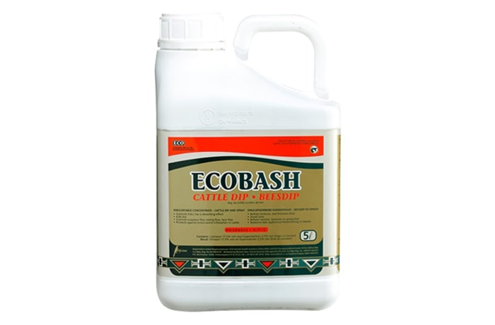 External parasite remedies - Plunge & Spray - Ecobash