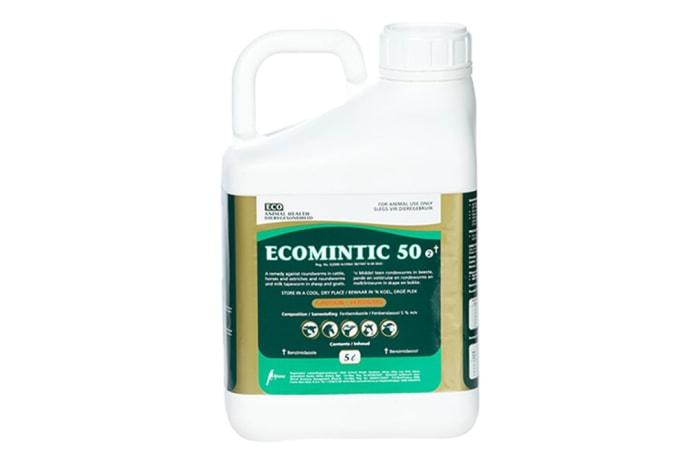Internal Parasite Remedies - Dose - Ecomintic 50