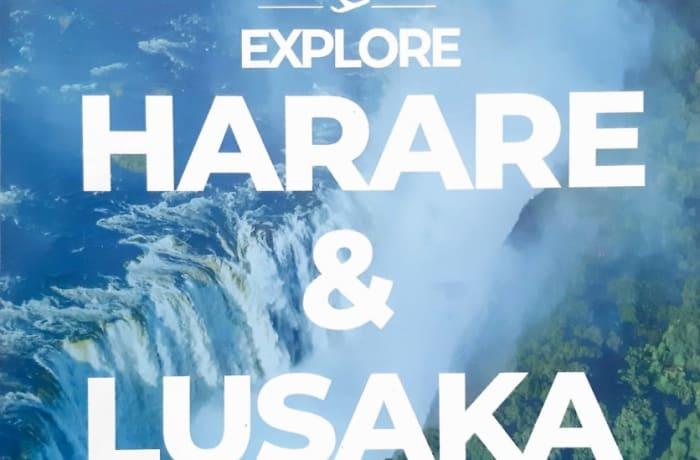 Explore Harare and Lusaka image