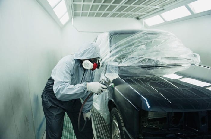 If you are in need of auto painting, let Alije Investments make your car look as good as new image