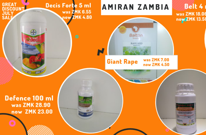 Shop big with Amiran - get up-to 20% off image