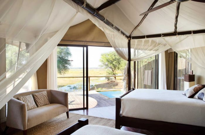 Anabezi Luxury Tented Camp - Lower Zambezi National Park