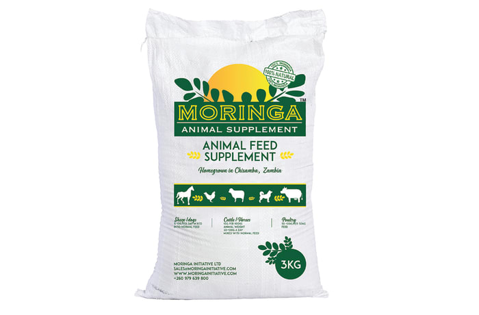 Moringa Pet Food Supplement - 3kg
