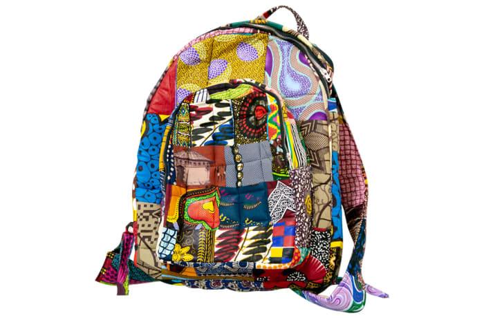 Ankara backpack - Multi-colour
