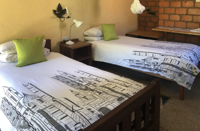 Annex twin rooms