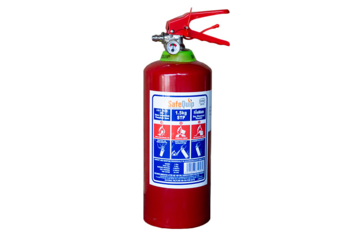 Fire Extinguishers - 1.5kg STP