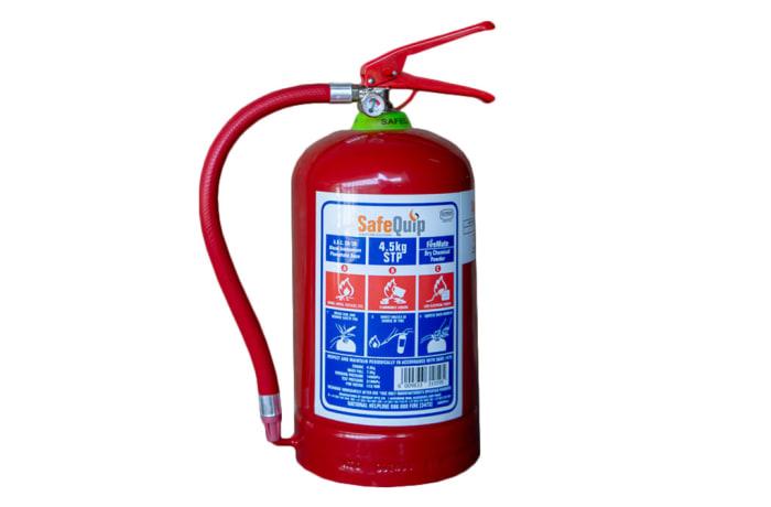 Fire Extinguishers -  4.5kg STP