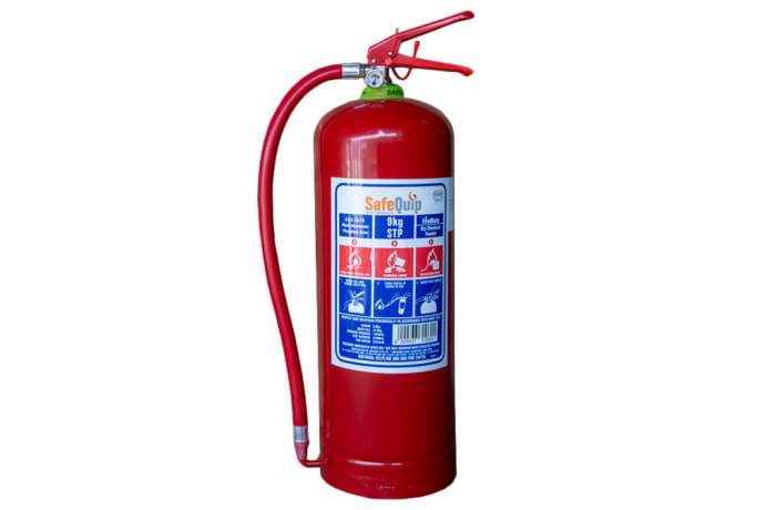 Fire Extinguishers - 9kg STP