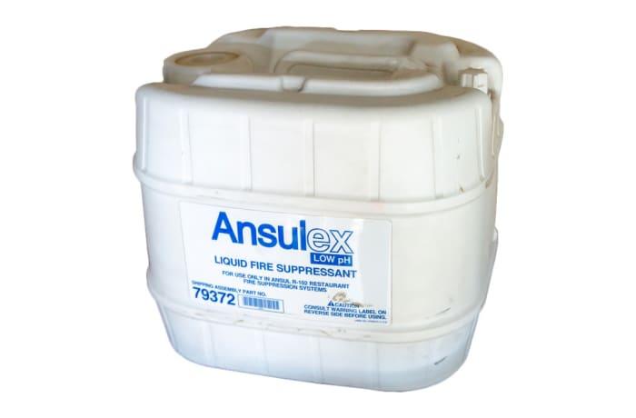 Ansulex - liquid fire suppressant