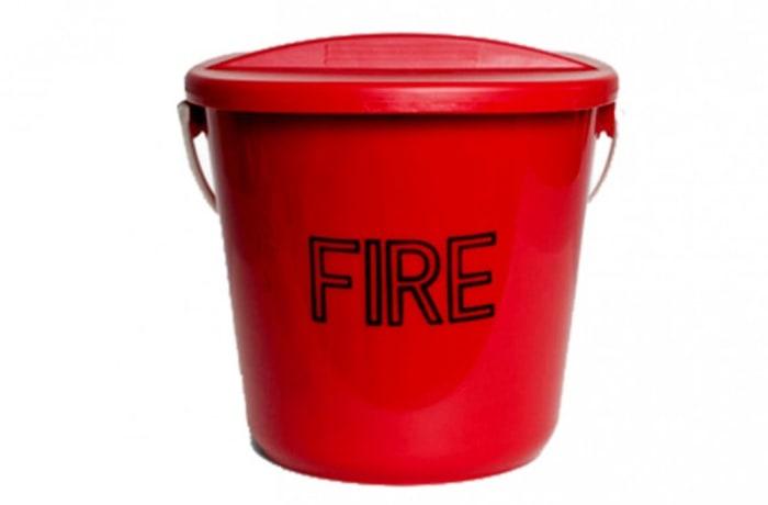 Fire/Sand Bucket