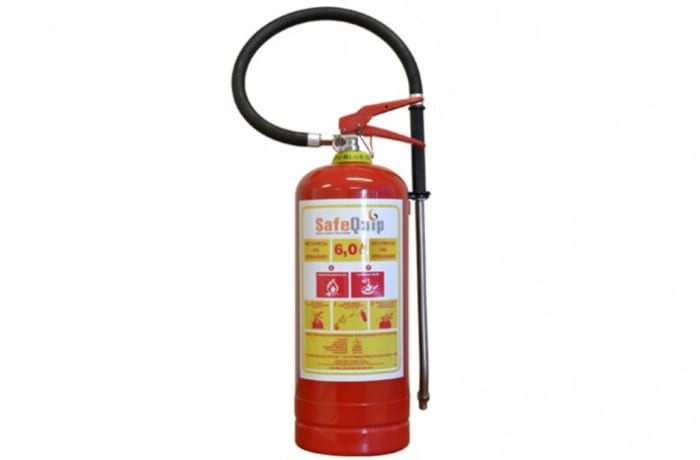 Fire Extinguishers - Wet Chemical Fire Extinguisher 6L