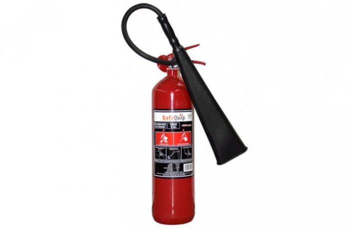 Fire Extinguishers - CO2 5kg Fire Extinguisher (Carbon Steel)