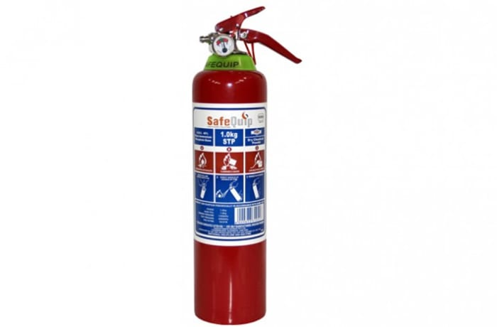 Fire Extinguishers - DCP 1.0kg Fire Extinguisher (Firemate)