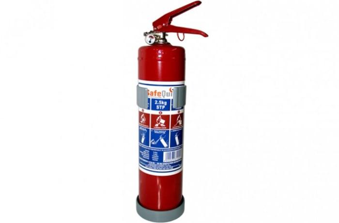 Fire Extinguishers - DCP 2.5kg Fire Extinguishers (Blue Crane)
