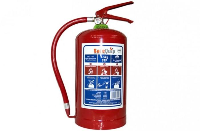 Fire Extinguishers - DCP 4.5kg Fire Extinguishers (Blue Crane)