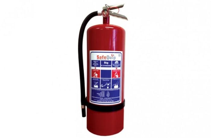 Fire Extinguishers - Purple K Fire Extinguisher