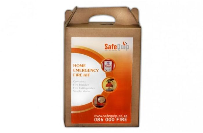 Home Emergency Fire Kit