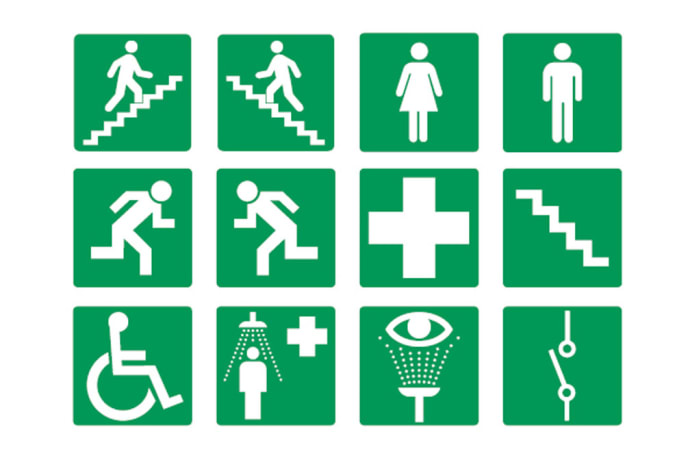 Safety Signs - Information Signs