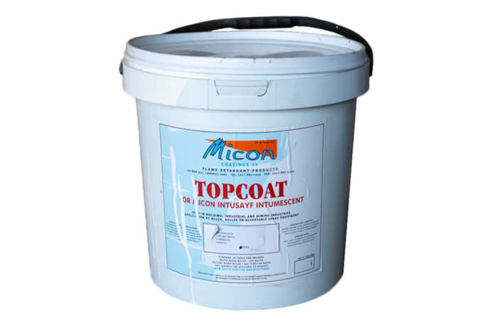 Micon Flame Retardant Topcoat