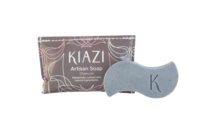 Antjie's Kiazi Artisan Soap - Charcaol