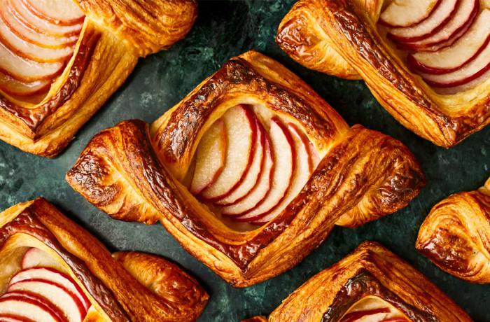 Tansi Kitchen -  Apple Danishes