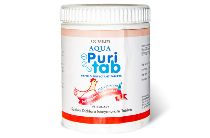 Aqua Puri Tab - For Poultry Industries
