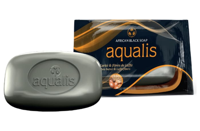 Aqualis Black - Toilet Soap