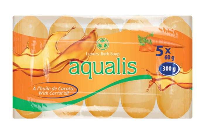 Aqualis Carrot - Toilet Soap