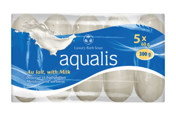 Aqualis Milk - Toilet Soap