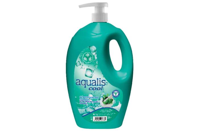 Aqualis Cool Menthol & Camphor - Shower Gel