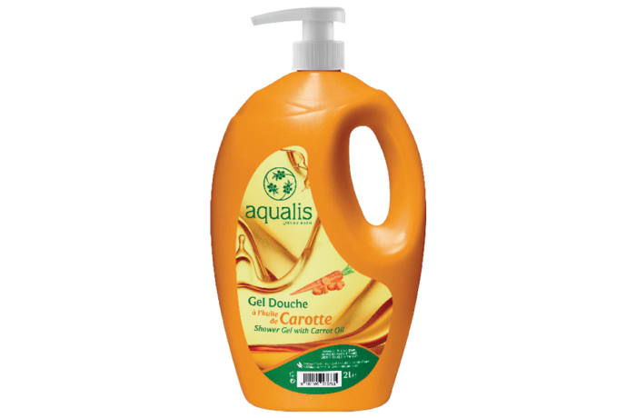 Aqualis Carrot - Shower Gel