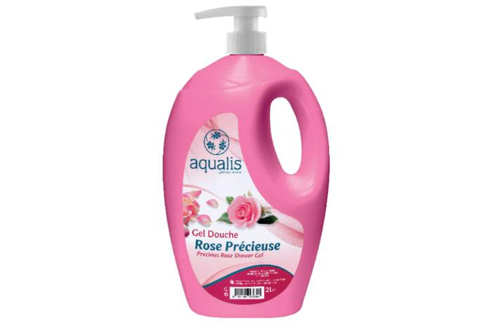 Aqualis Precious Rose - Shower Gel