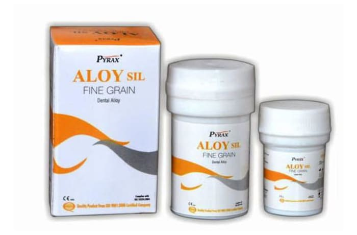 Composite and Amalgam Filling Materials - Aloysil